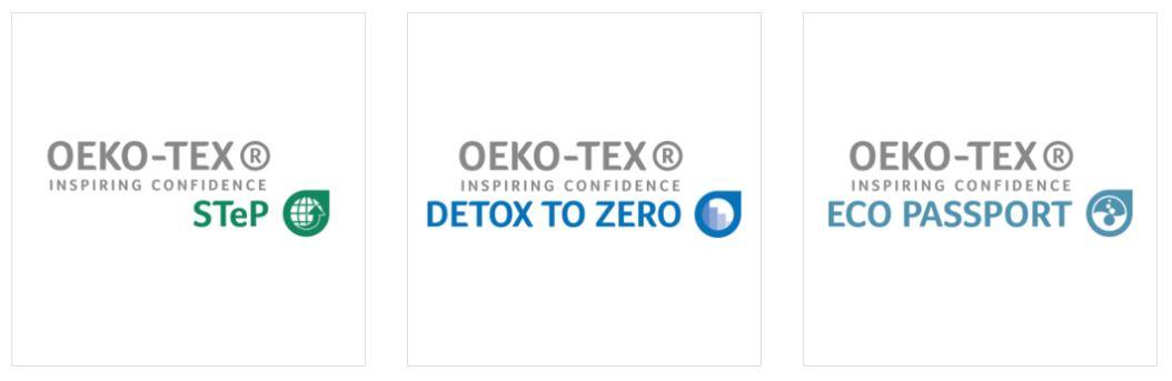 label oeko-tex tata samedi